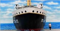 """花10亿""""复活""""泰坦尼克号"""