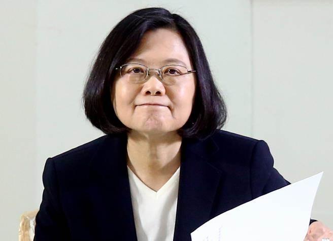 """台湾经济越来越好?蔡英文一席话让台湾网友""""傻眼"""""""