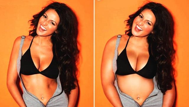 美女胖了会变啥样?