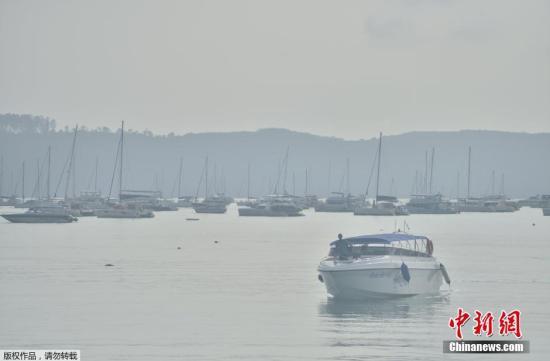 中国游客在泰溺水:2伤者脱离生命危险 1人仍失踪