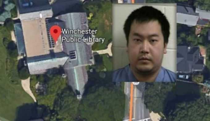 一华裔男子持刀闯麻州图书馆 一名22岁女子被刺身亡(图)