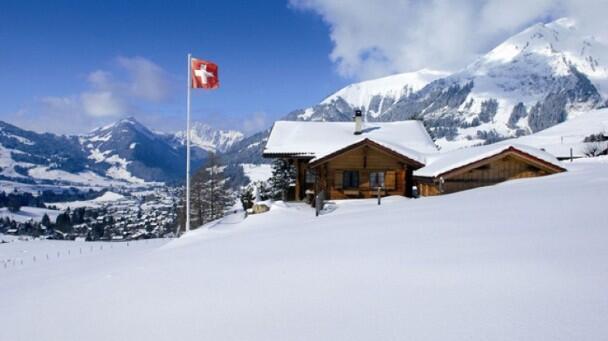 瑞士阿尔卑斯山周末发生3起雪崩事件 致3死4伤