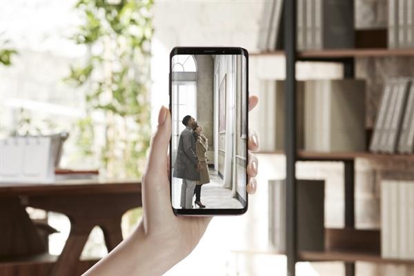 外观小升级性能更强 三星Galaxy S9/S9+官方图赏