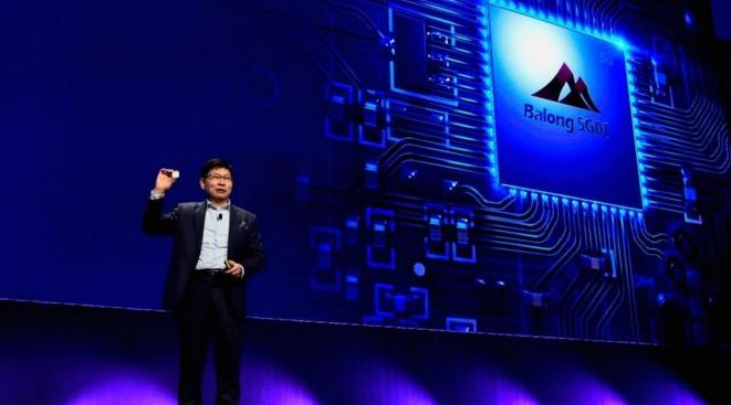 外媒:华为将全球互联世界带入移动世界大会