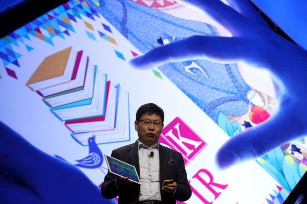 余承东:智能手机市场在整合 只有少数能挣钱