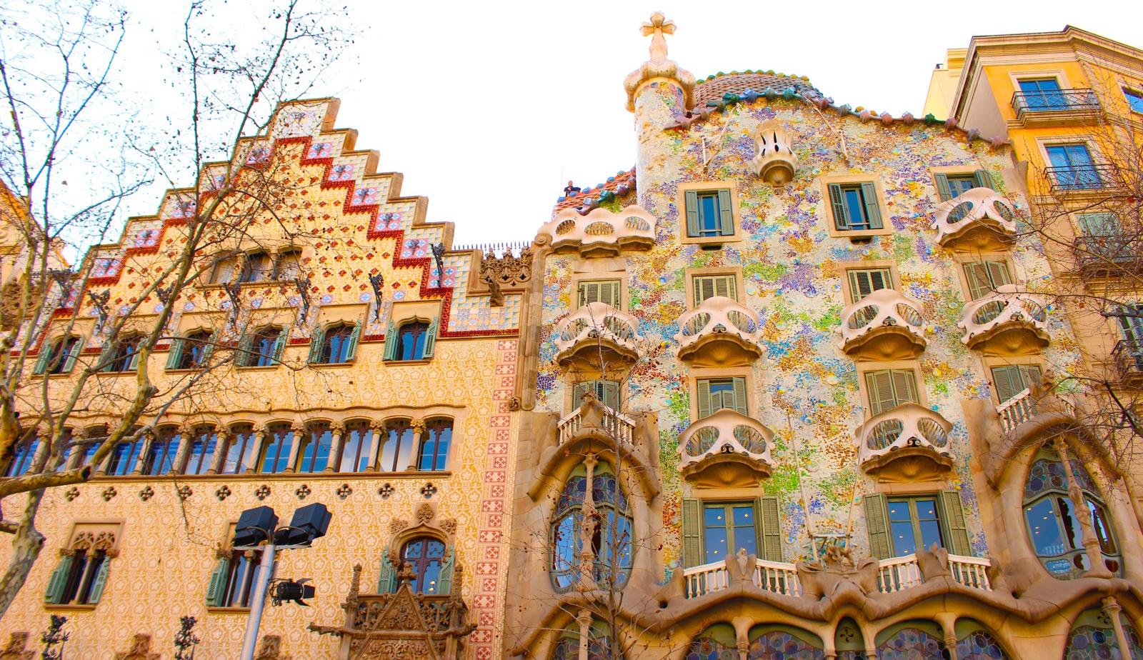 MWC之外的巴塞罗那:艺术与宁静之城
