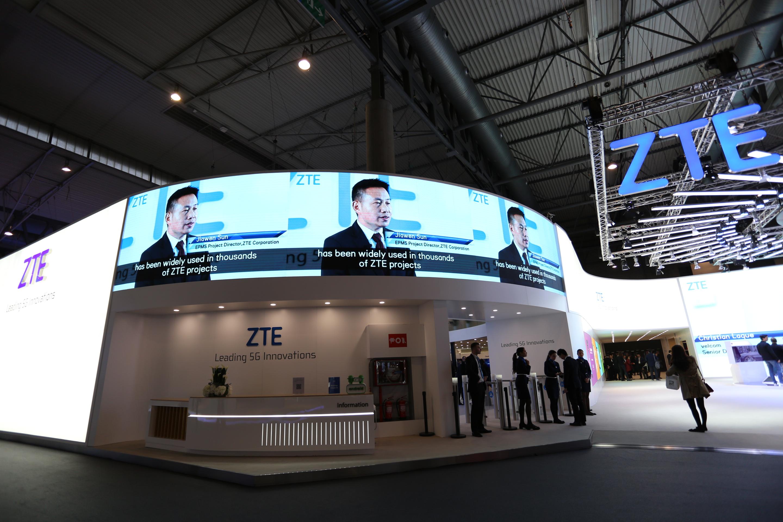 MWC2018:中兴通讯携新一代5G全系列基站产品亮相