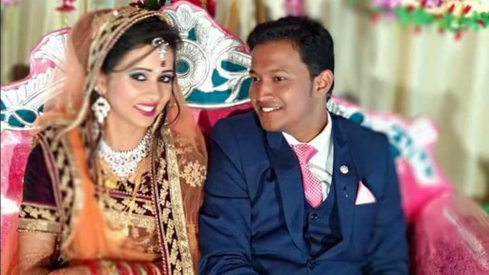 印度夫妇新婚礼物收爆炸包裹 新郎惨死新娘重伤