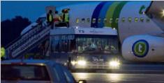 乘客放屁太臭致航班迫降 还被终身禁乘