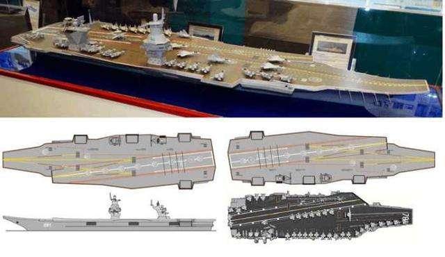 俄研究10万吨航母新计划?俄专家:造价太昂贵