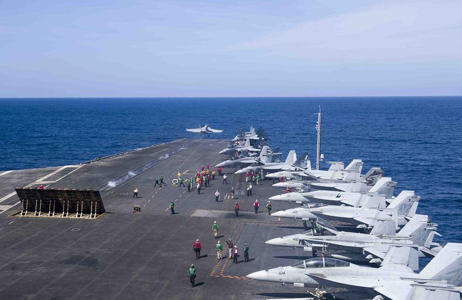 美航母下月访问越南 专家:中国军舰或随后到访