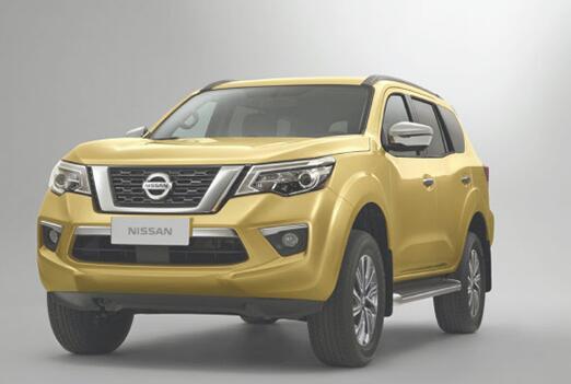 """日产新款SUV""""途达""""将在华发售兼具轻型商用车用途"""