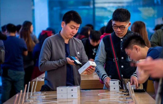 iPhone X的成功也改变不了苹果在中国市场艰难现状