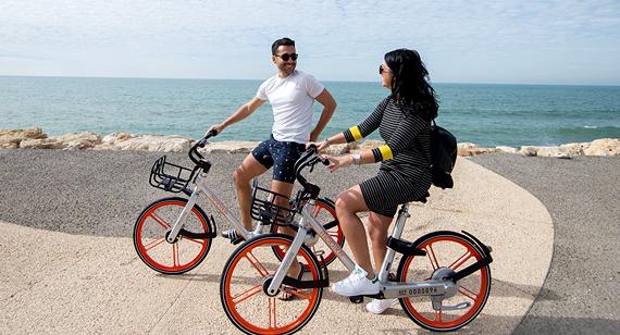 摩拜正式入驻以色列 合作伙伴:终将取代本地单车