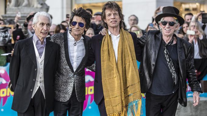 滚石乐团5月重启欧洲巡演 首站爱尔兰都柏林