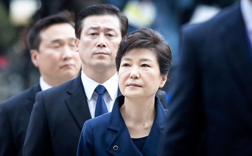 老死狱中?韩国检方提议判处朴槿惠30年监禁