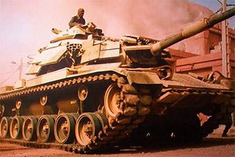 电影《红海行动》八大武器装备详解