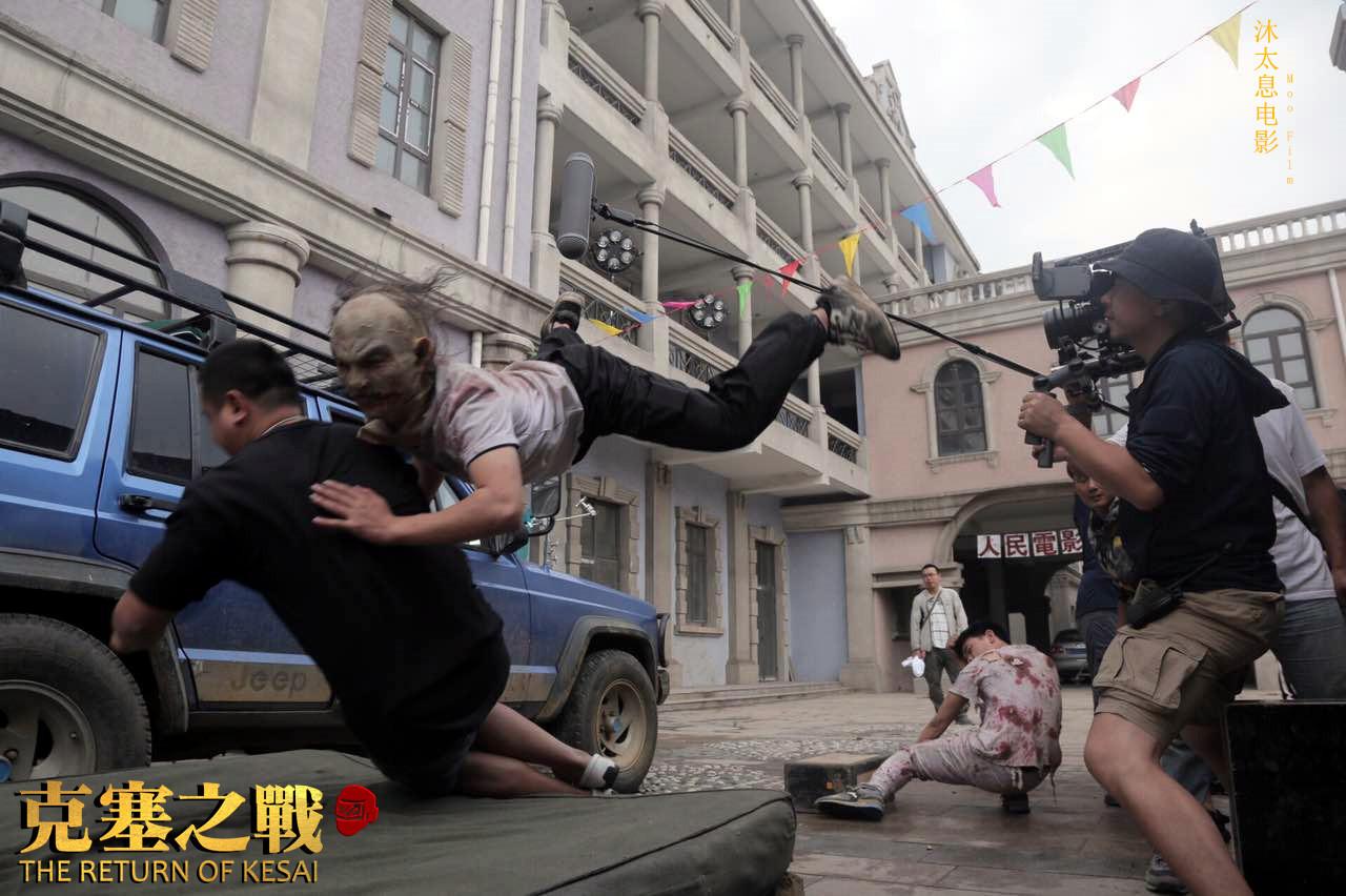 《克塞之战》未删减版电影剧照