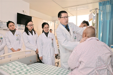 中大研制鼻咽癌转移试剂 个体化精准治疗可期