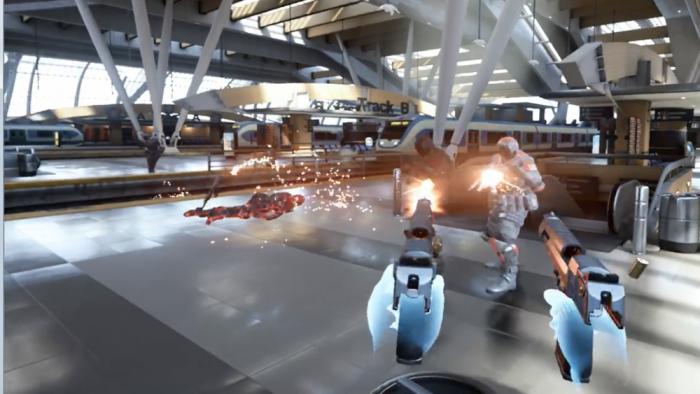 Facebook为在保守派政治会议演示VR射击游戏致歉