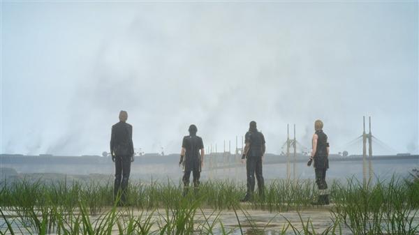 《最终幻想15》PC试玩版登陆Steam:4K画质