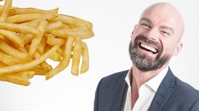 食用麦当劳炸薯条真能治秃头?