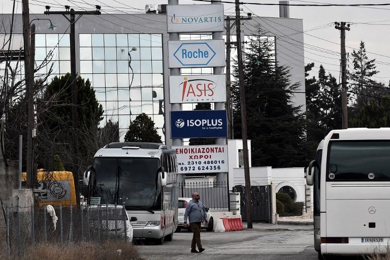 诺华行贿案致希腊损失30亿欧元 曾在中韩等行贿