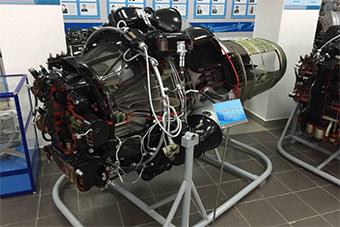 眼馋:俄最大航空发动机公司博物馆里好东西不少