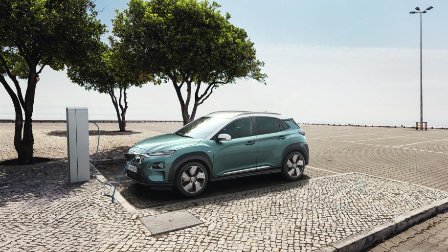 【道听图说】现代纯电动Kona将在日内瓦车展亮相