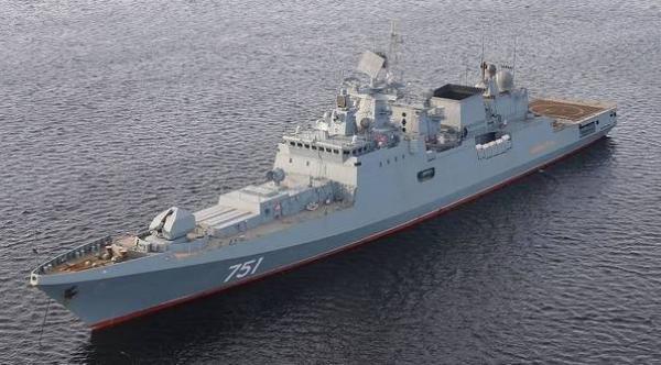 印媒:印再买4艘俄罗斯护卫舰 价值30亿美元