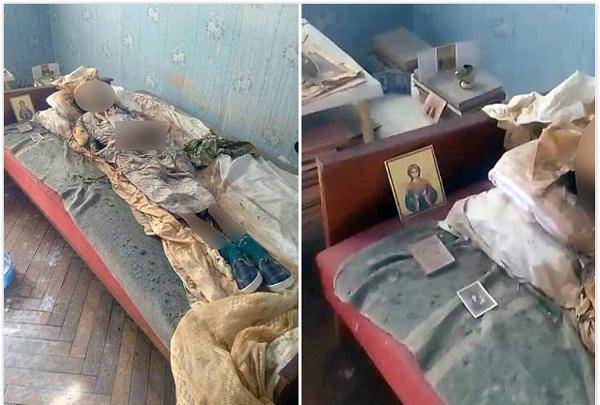 诡异!乌克兰77岁老人与母亲遗体同住超30年