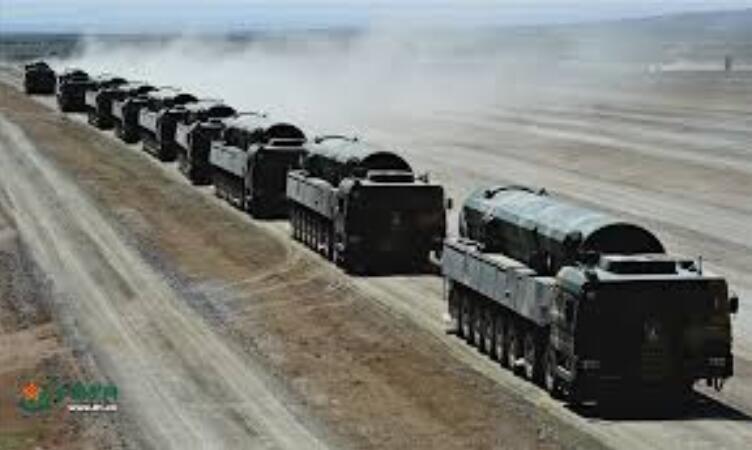 少将:一旦遭核打击 坚决无条件无情地核反击!