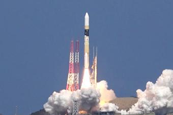 日本发射间谍卫星 可每天侦察一遍全球任意地点
