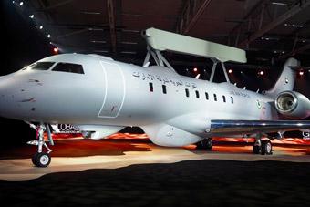瑞典推出首款尖端预警机:隐形战机将无所遁形