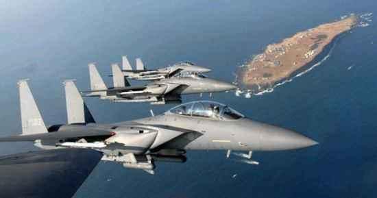 韩抗议中方军机进入韩防空识别区 外交部回应