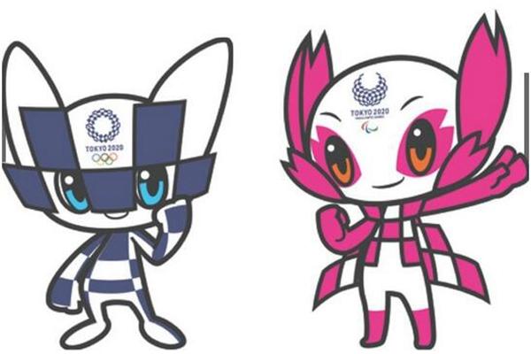 东京奥运会吉祥物诞生!配有奥运会徽图案机器人胜出