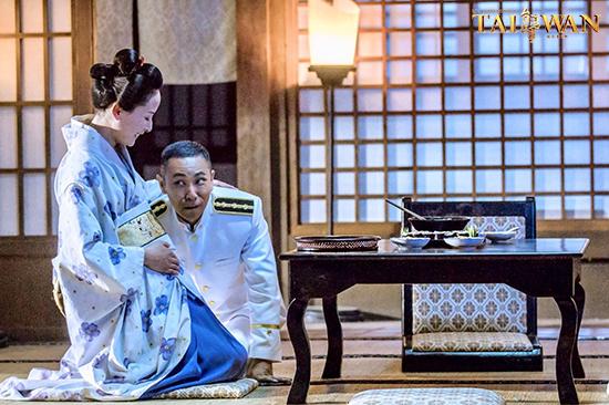 青春爱国剧《台湾往事》热播 涩谷天马饰日本警察演技被赞
