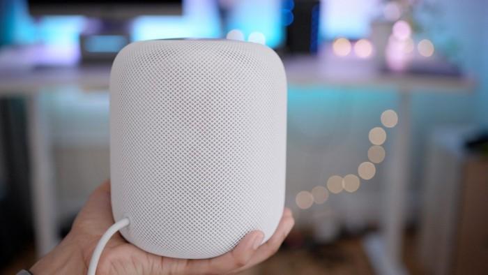HomePod预购表现强劲 苹果音频野心彰显