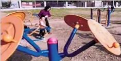 8岁女童玩小区健身器材丧命 心肺挤压致呼吸衰竭