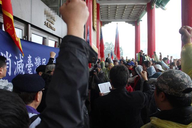 """""""精日""""们颤抖吧!  """"台湾军政府""""要向你们宣战了!"""