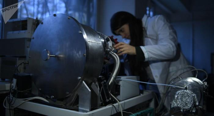 俄研制出新型质谱仪 可快速精准确定物质组成