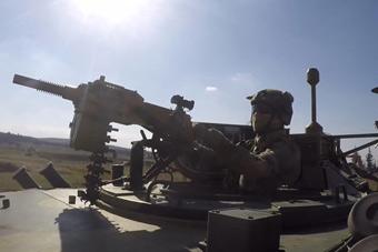 俄最神秘部队露出真容 在叙战场16人击溃300敌军