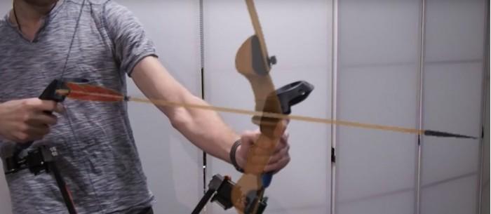 微软研发Haptic Links:为VR体验添加双手触觉