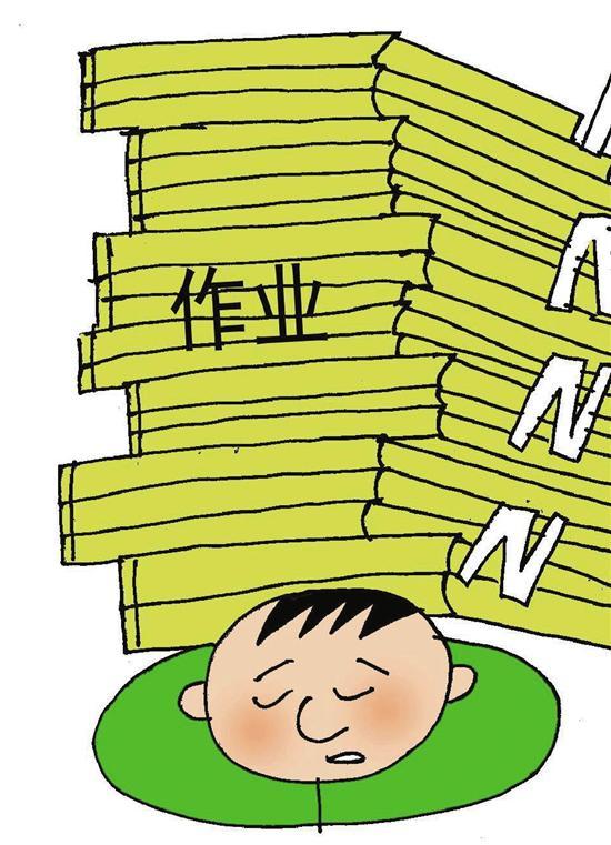 杭州两城区新规:初中生作业10点做不完可以不做
