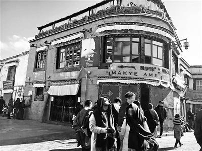 为避催婚 北京女白领组团拉萨过年