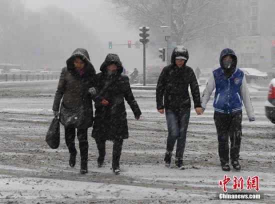 南方地区多阴雨天气 东北地区3日再迎明显降雪