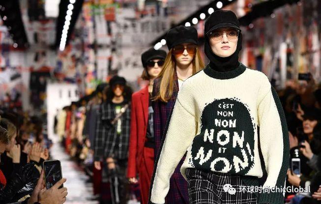 Dior单品秒刷屏 标榜60年代女权主义有何深意