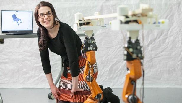 AutoSaw使用机器人使家具制作过程变得更安全