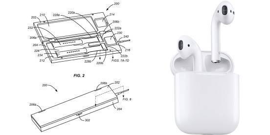 专利显示Apple Watch或有AirPods般的充电盒