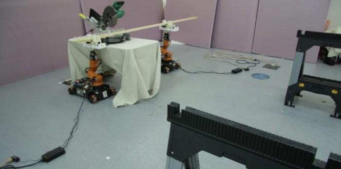定制化家具不再是梦 MIT打造AI木匠拍档